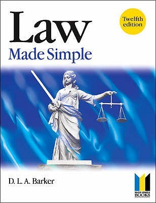 Law Made Simple (Made Simple Series)  by  D. Barker