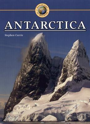 Antarctica Stephen Currie