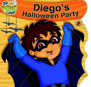 Diegos Halloween Party  by  Brooke Lindner