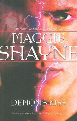 Demons Kiss (Wings in the Night #13)  by  Maggie Shayne