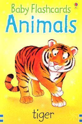 Animals Baby Flashcards  by  Catherine-Anne MacKinnon
