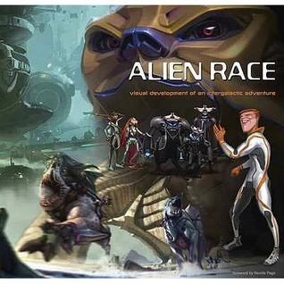 Alien Race  by  Scott(ed) Robertson