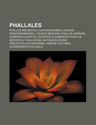 Phallales: Phallus Indusiatus, Clathrus Ruber, Lysurus Periphragmoides, Lysurus Mokusin, Phallus Hadriani, Gomphus Clavatus  by  Books LLC