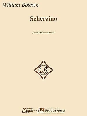 William Bolcom - Scherzino: For Saxophone Quartet  by  William Bolcom