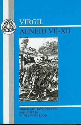 Aeneid VII-XII  by  Virgil