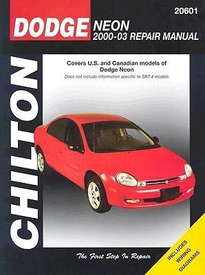 Dodge Neon, 2000-2003  by  Larry Warren