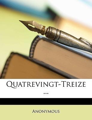 Quatrevingt-Treize ... Anonymous