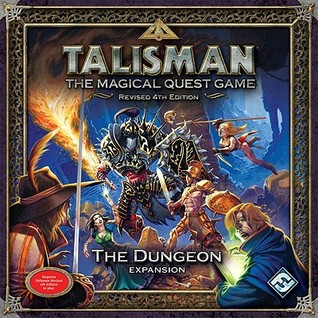 Talisman: The Dungeon Expansion  by  Fantasy Flight Games