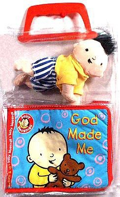 God Made Me with Baby B Plush [With Baby B Plush]  by  Standard Publishing