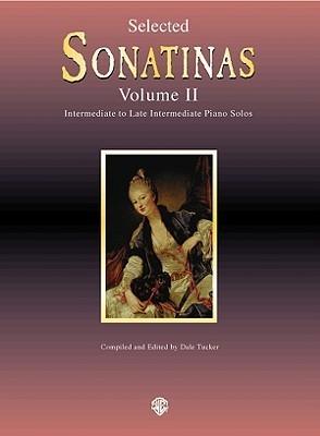 Sonatinas, Vol 2: Intermediate to Late Intermediate Piano Solos Alfred A. Knopf Publishing Company, Inc.