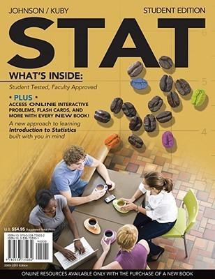 Stat, Reprint  by  Robert R. Johnson