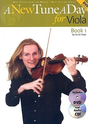 New Tune A Day: Viola Book 1 (US Ed.)- BK/DVD/CD  by  Sarah Pope