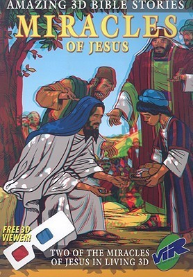 Miracles of Jesus [With 3D Glasses] Graham Kennedy