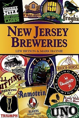 New Jersey Breweries  by  Lew Bryson