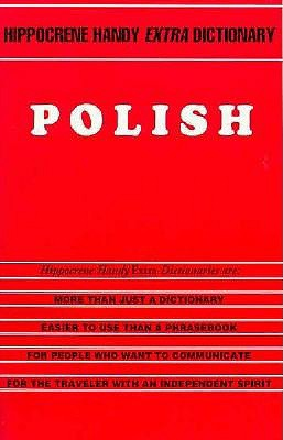 Polish Handy Extra Dictionary  by  Krystyna Olszer