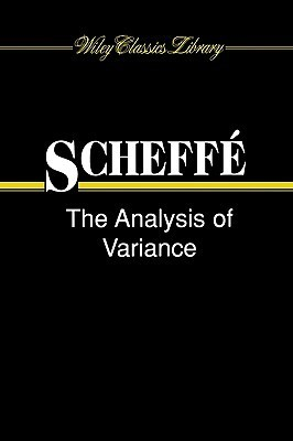 Analysis Variance Wcl Paper  by  Henry Scheffe