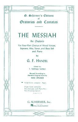 Sinfony (Overture) (from Messiah): Score & Parts Georg Friedrich Händel