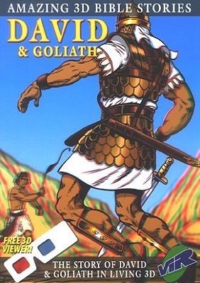 David & Goliath [With 3D Glasses]  by  Graham Kennedy