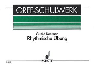 Elementaria: First Acquaintance with Orff-Schulwerk Gunild Keetman