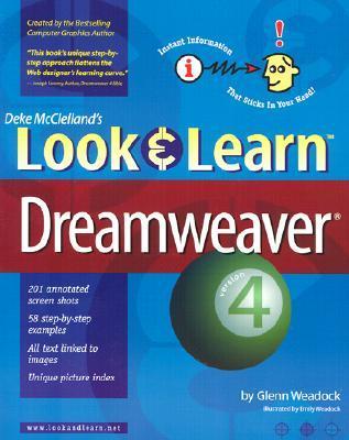 Look & Learn Dreamweaver 4 Glenn E. Weadock
