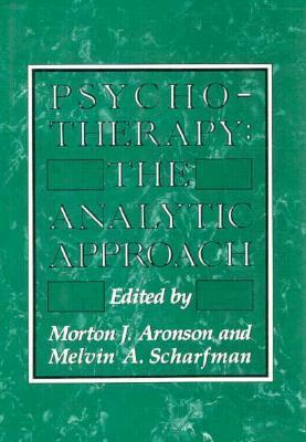 Psychotherapythe Analytical a Morton J. Aronson