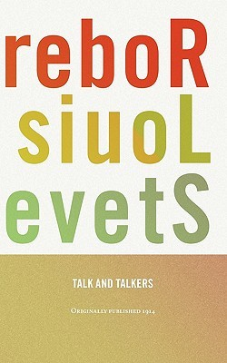 Talk and Talkers  by  Robert Louis Stevenson
