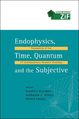 Endophysics, Time, Quantum and the Subjective: Proceedings of the Zif Interdisciplinary Research Workshop Bielefeld, Germany 17 - 22 January 2005 [Wit  by  Rosolino Buccheri
