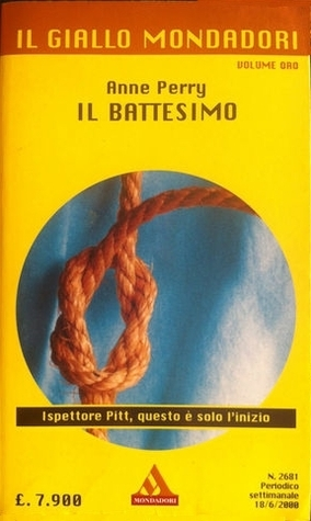 Il battesimo  by  Anne Perry