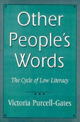 Now We Read, We See, We Speak: Portrait of Literacy Development in an Adult Freirean-Based Class Victoria Purcell-Gates