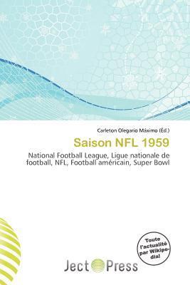 Saison NFL 1959  by  Carleton Olegario Máximo