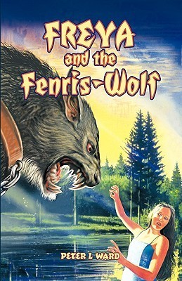 Freya and the Fenris-Wolf  by  L. Ward Peter L. Ward