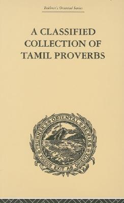 A Classical Collection of Tamil Proverbs Herman Jensen