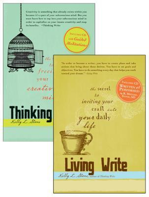 Living Write Bundle [With CDROM and Thinking Write] Kelly L. Stone