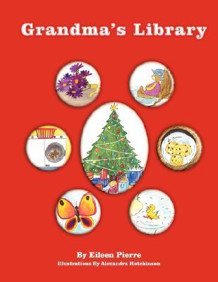 Grandmas Library  by  Eileen Pierre