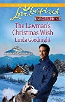 Lawmans Christmas Wish  by  Linda Goodnight
