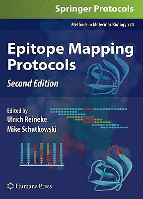 Epitope Mapping Protocols  by  Ulrich Reineke