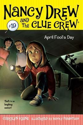 April Fools Day (Nancy Drew and the Clue Crew, #19) Carolyn Keene