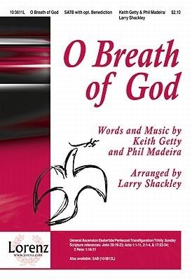 O Breath of God Larry Shackley