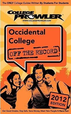 Occidental College 2012: Off the Record William Suh