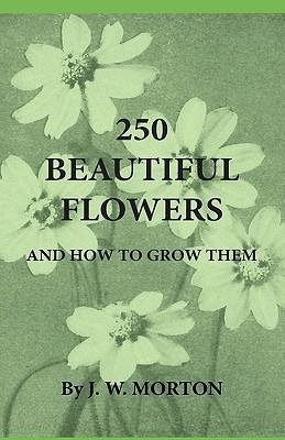 250 Beautiful Flowers and How to Grow Them J. W. Morton
