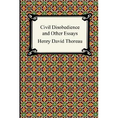 disobedience and other essays
