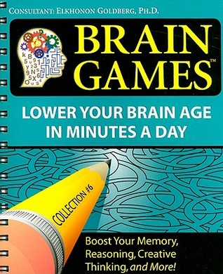 Brain Games #6 Elkhonon Goldberg