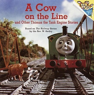 A Cow on the Line and Other Thomas the Tank Engine Stories  by  Terry Permane