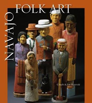 Navajo Folk Art  by  Chuck Rosenak