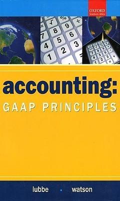 Accounting: GAAP Principles  by  Alex Watson