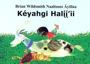 Brian Wildsmith Naaltsoos áyiilaa kéyahgi halį́į́ii  by  Brian Wildsmith