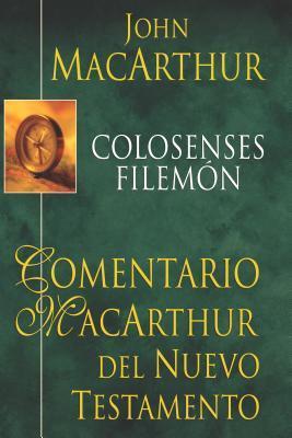 Colosenses y Filemon  by  John F. MacArthur Jr.