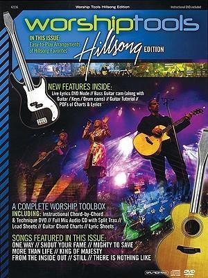 Worshiptools - Hillsong Edition: Book/CD/DVD Pack  by  Hillsong