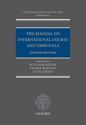 Manual on International Courts and Tribunals Ruth Mackenzie