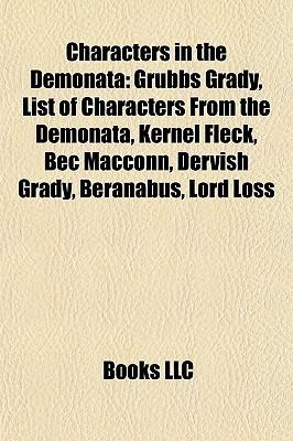 Characters in the Demonata Books LLC